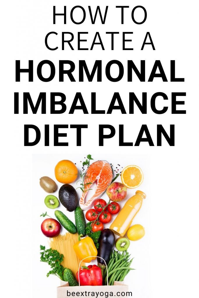 How to create a hormonal imbalance diet plan.